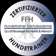 Zertifizierter Hundetrainer FFH